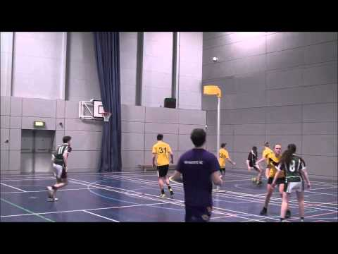 Leeds Uni 1 vs Sheffield Uni 1