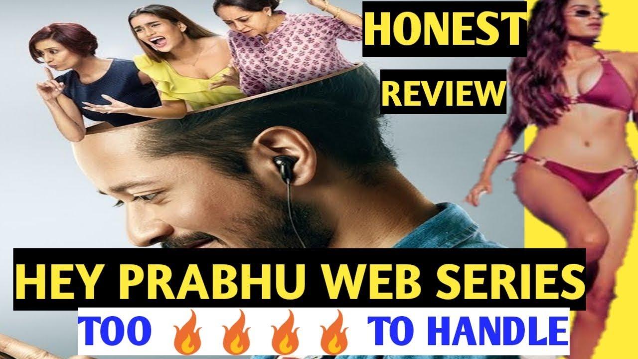 Hey prabhu web series review by arhaan/explained in hindi
