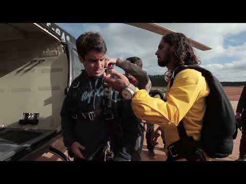 Shell Helix – Parceria Sem Limites | Making Of Carro vs Drone
