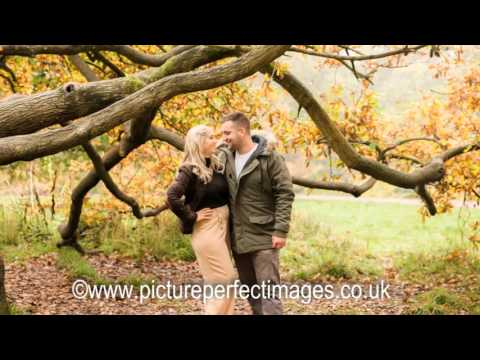 Louise & Lewis engagement shoot Lymm Dam