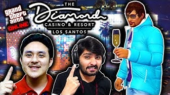 The Diamond Casino & Resort | GTA 5 Online HINDI (Quasar-HemanT_T)