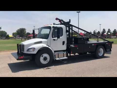 2019 Freightliner M2 106, with 240HP Cummins Engine