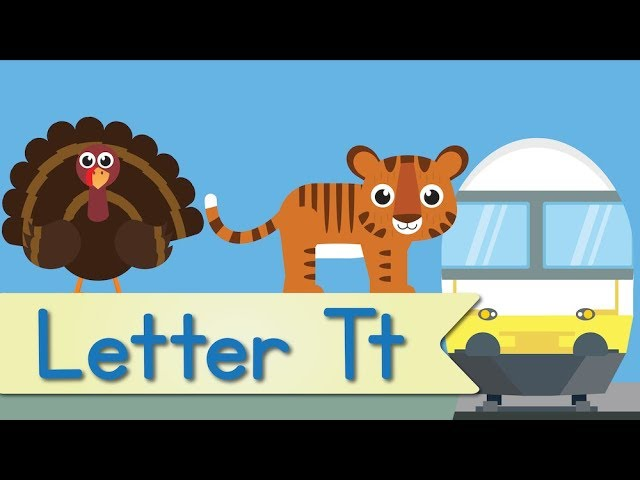Letter T Song