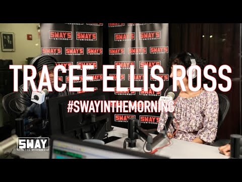 """Tracee Ellis Ross on """"Blackish"""" Tackling Social Issues & Who Should Play Her Mother In a Biopic"""