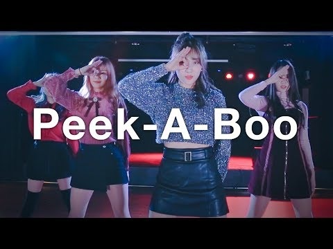 Red Velvet (레드벨벳) - Peek-A-Boo (피카부) Dance Cover (#DPOP Mirror Mode)