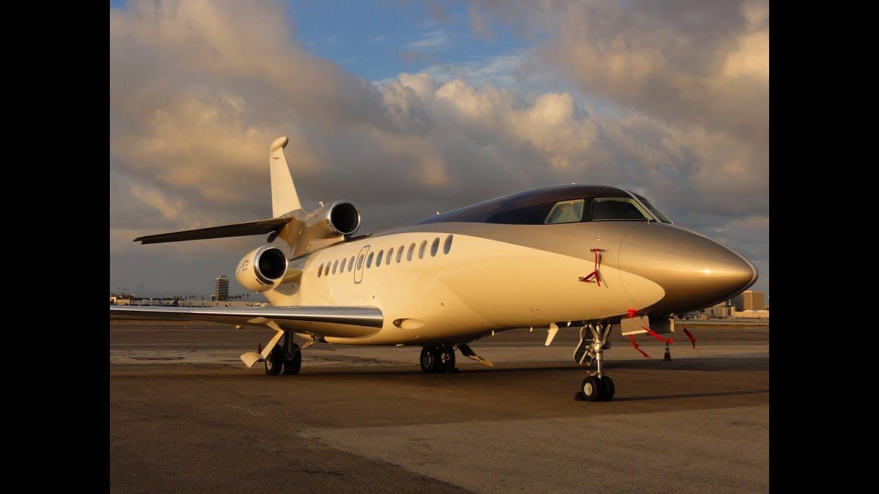 """Roman Abramovich's Dassault Falcon 7X """"Mini Bandit"""" [LX ..."""