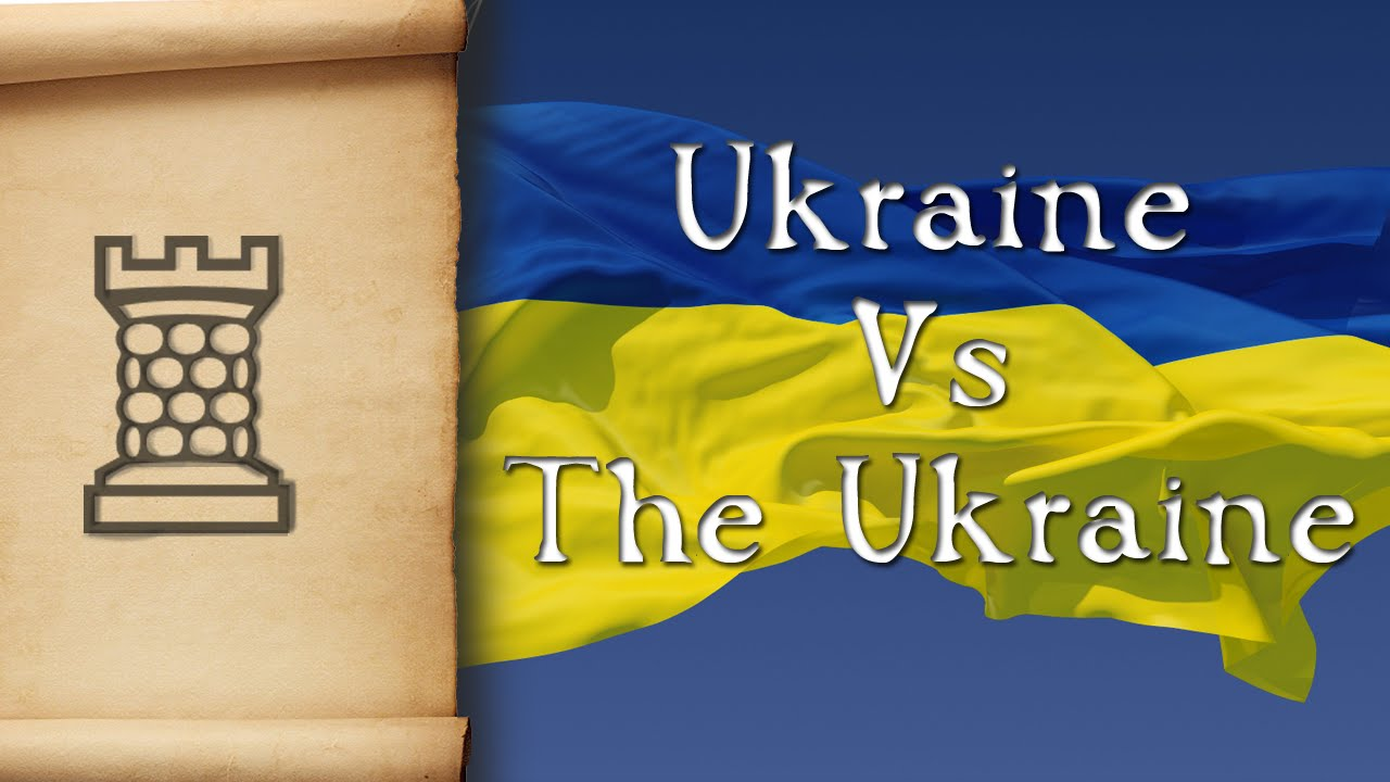 Photo of Country Names and 'The': The Ukraine or Ukraine