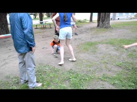 IV Областной фестиваль детских традиционных игр Среднего Урала, 30 - 31 мая 2015 г. Кушва