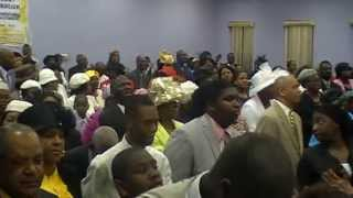 28th Church Anniversary-Extreme Praise Break