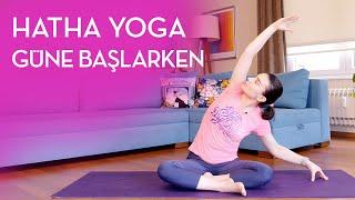 Hatha Yoga - Sabah Rutini