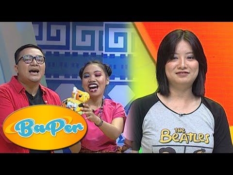 JoNi 'Tim Mantan Penyanyi Cilik vs  Tim Aron' [BAPER] [7 Apr 2016]