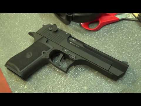 RETAY Eagle-X 9mm Desert Eagle Schreckschuss
