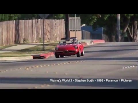 Référence au film The Graduate dans Wayne's World 2
