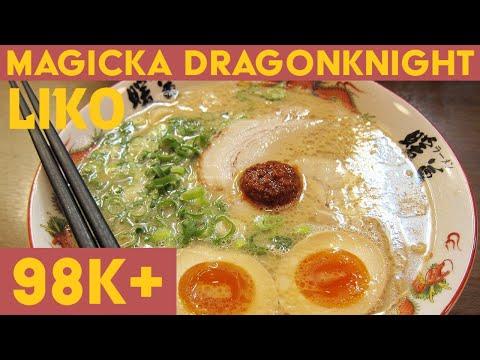 Magicka Dragonknight PVE