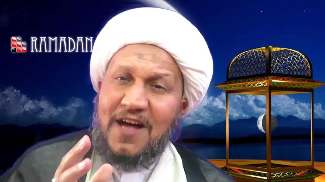 حكم المداعبة والتقبيل بين الزوجين في نهار شهر رمضان المبارك الشيخ شهيد العتابي Youtube