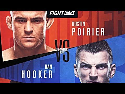 UFC Fight Night: Poirier Vs Hooker FULL Card Predictions