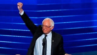 Watch Sen. Bernie Sanders' full speech at the 2016 Democratic National Convention