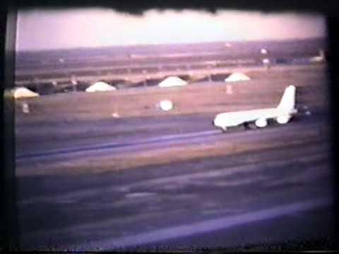 Altus Air Force Base 1971 C-5