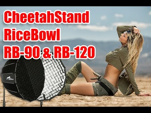 Introducing Cheetahstand RiceBowl RB-90 & RB-120