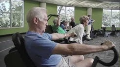 Hydraulic Exercise Equipment For Seniors by Fit Express