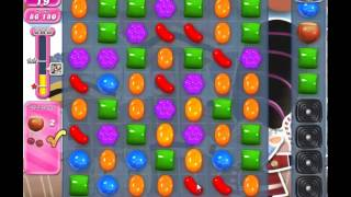 Candy Crush Saga Level 383 No Boosters 3 Stars