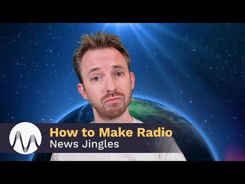 How to Make Radio News Jingles
