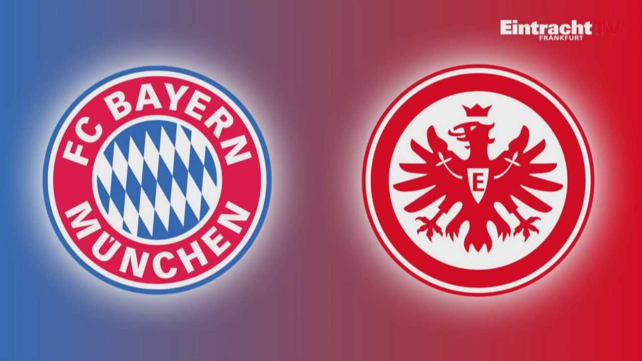 Eintracht Frankfurt Vs Bayern München