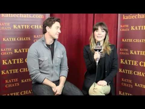 KATIE CHATS: SMITHEETV, SHAWN DOYLE, ACTOR, THE DISAPPEARED, JOHN A.: BIRTH OF A COUNTRY