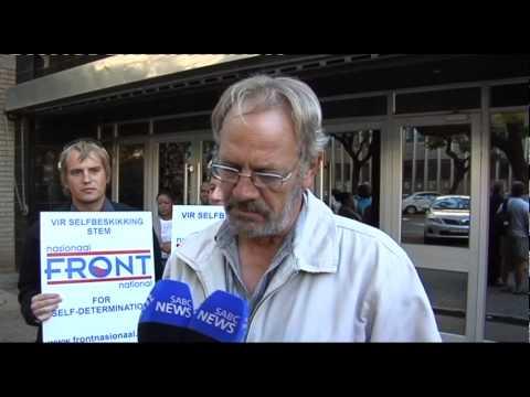 Front Nasionaal hands in massive land claim (Afrikaans)