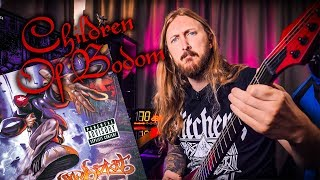 FAQ57 - NU-METAL, CHILDREN OF BODOM, ISO-BOX, AUGUST BURNS RED