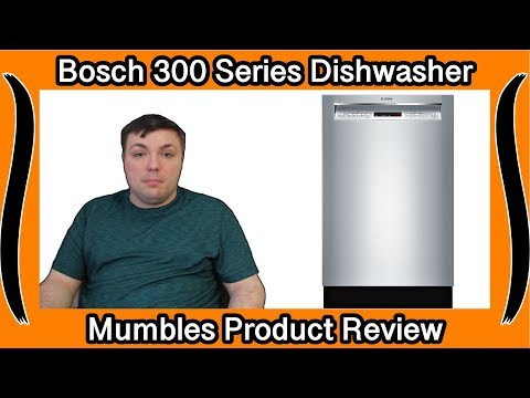 before-you-buy-it!---bosch-300-series-dishwasher---mumblesvideos-product-review-with-demo!