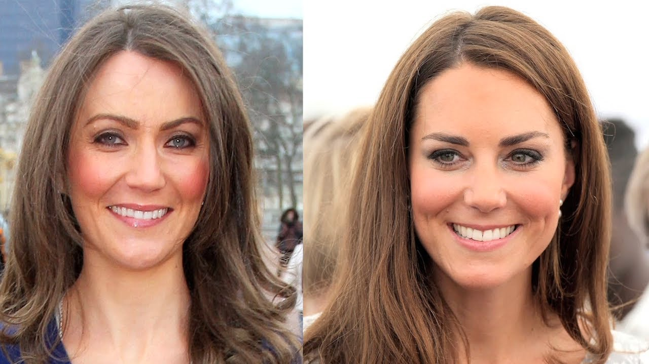 professional kate middleton lookalike youtube