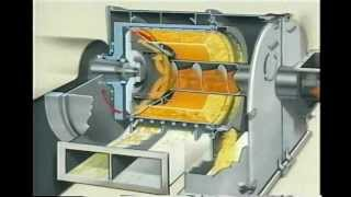 Pusher Solid/Liquid Separation Centrifuge