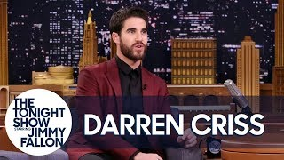 Darren Criss Faked a British Accent for Four Years