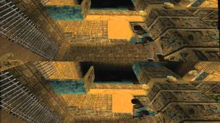 3D Stereoscopy - Tomb Raider 1