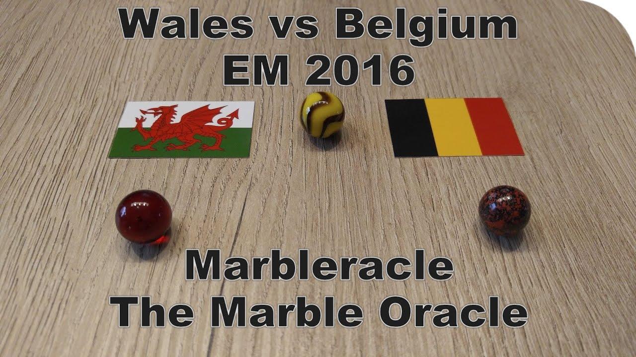 Wales Belgien Em