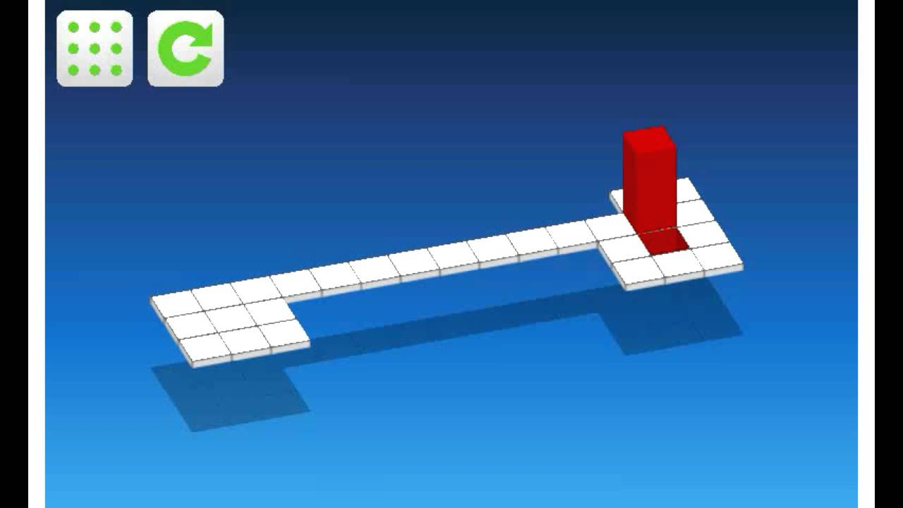 Level 10 Block N Roll 3D Android iOS Puzzle Walkthrough