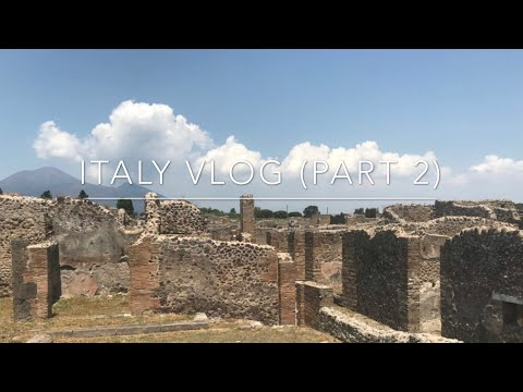 Italy Vlog (Part 2)