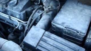 Стук мотора VW Caddy 1.9TDI BLS(, 2011-03-16T14:39:25.000Z)