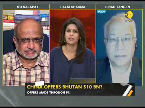 Gravitas: Has China offered Bhutan $10billion in standoff with India?