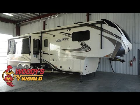 2019 Grand Design RV Solitude 310GK Fifth Wheel
