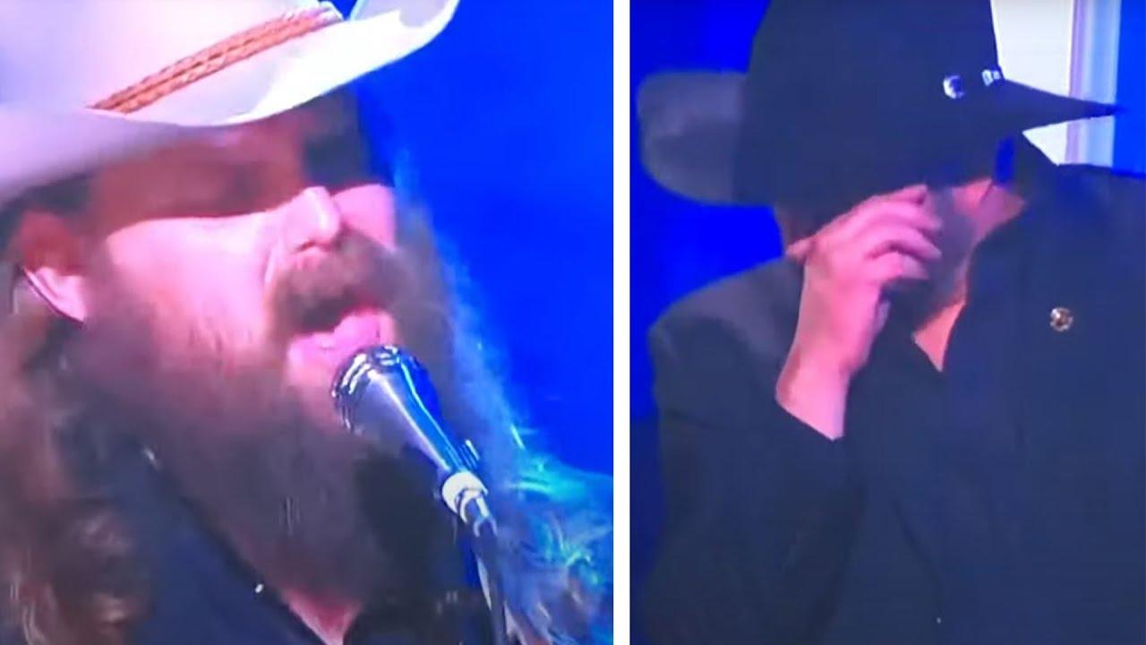 Download Chris Stapleton Makes Garth Brooks Cry With 'Shameless' Cover