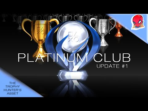 The Trophy Hunter's Asset - Platinum Club - Update #1