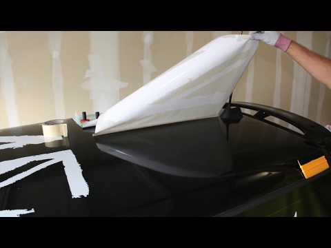 How To Install Roof Decals Mini Cooper Installation Video N1