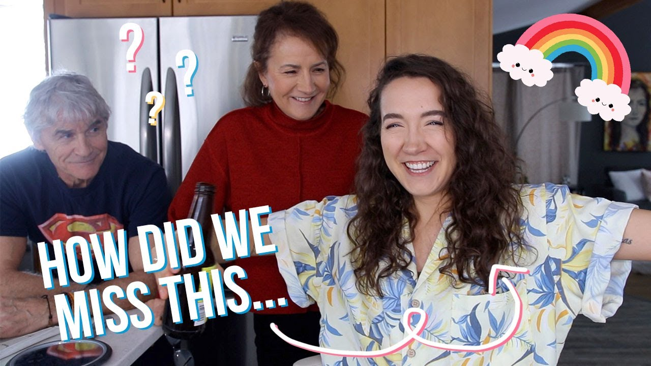Download My Parents Reveal Childhood Signs I Was Gay (getting ~roasted~)