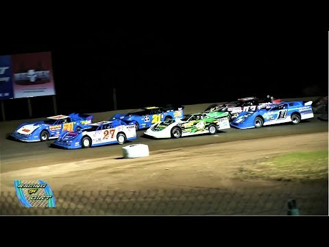 6-9-18 Late Model Feature Merritt Speedway
