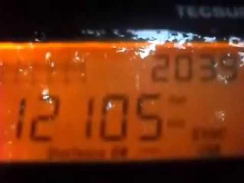 RADIO STATION WTWW, LEBANON, USA - PORTUGUESE SERVICE, LISTENED IN MORRINHOS, CEARÁ, BRAZIL
