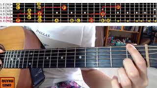 [Guitar Solo] Bài 5: Mẹo tìm nốt nhanh trên cần đàn