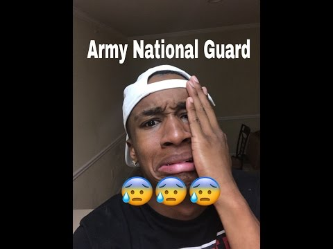 My Experience in the Army National Guard