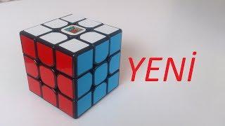 3x3 zeka küpü (rubik küp) çözümü